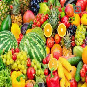 خواص میوه های تابستانی