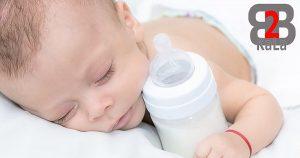 شیر مادر و فواید آن
