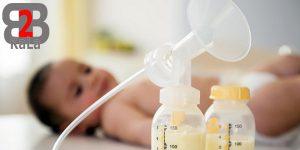 شیر مادر و ترکیبات آن