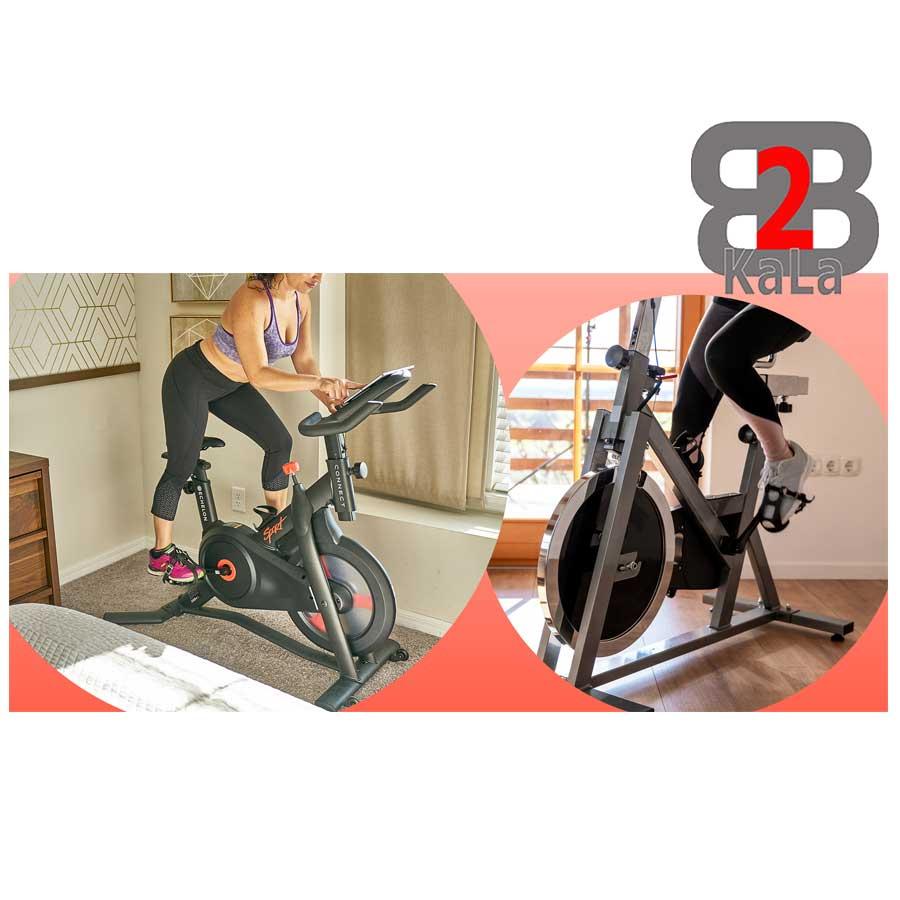 دوچرخه های ثابت ورزشی