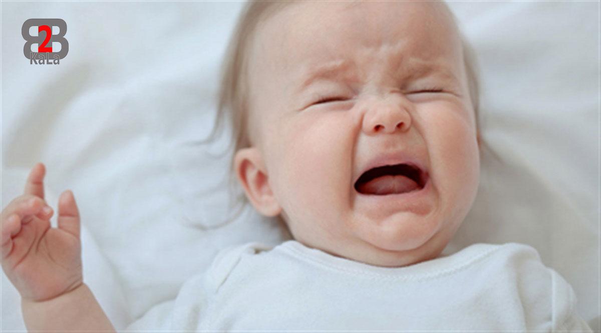 دلایل گریه های نوزاد در طول روز و شب و راه های آرام کردن آن