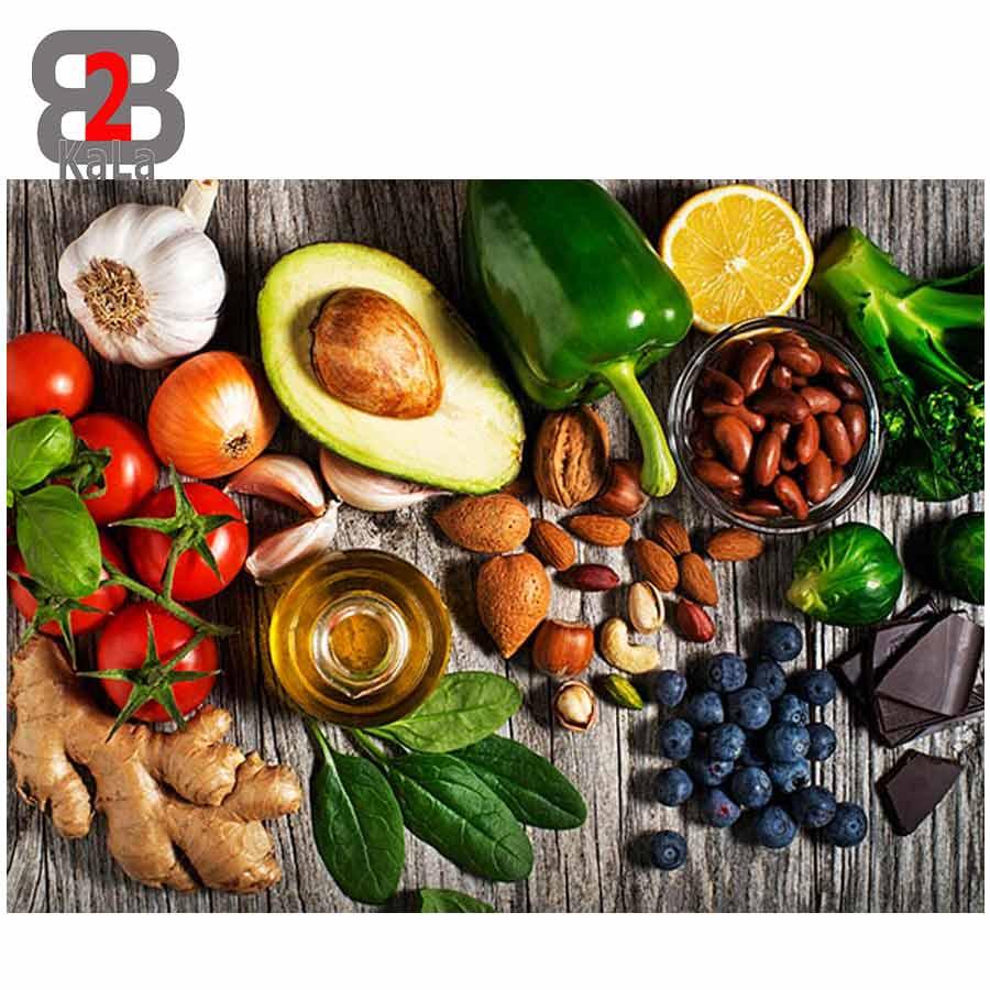 میوه ها و سبزیجات سرشار از آنتی اکسیدان
